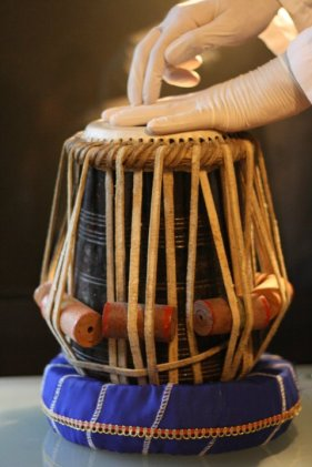 """Tabla Percussion"" © 2018 Amal Lad"